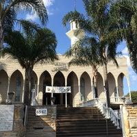 Photo taken at Lakemba Mosque by deRoYan on 9/15/2014