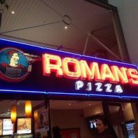 Photo taken at Roman's Pizza by Yvette W. on 8/30/2013