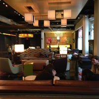 Photo taken at Aloft Charlotte Uptown at the EpiCentre by Jonathan S. on 2/23/2013