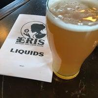 Снимок сделан в Eris Brewery And Cider House пользователем Robert G. 3/22/2018