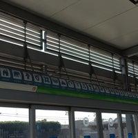 Photo taken at Macrobús Estación Independencia Norte by Miguel P. on 11/28/2016