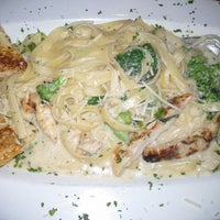 Photo taken at Moretti's Ristorante by Mrs J. on 3/26/2013
