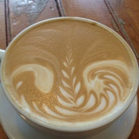 Photo taken at Dollop Coffee & Tea Co. by Graham S. on 6/11/2013