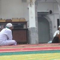 Photo taken at Masjid Alang Iskandar KDSK by 5 R. on 10/21/2015