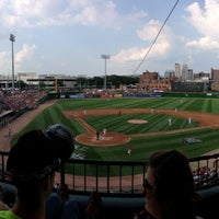 Photo taken at Dozer Park by Clarence C. on 7/5/2013