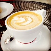 Photo taken at Aviano Coffee by Monica K. on 6/7/2014
