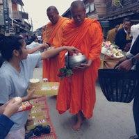 Снимок сделан в Chiang Khan Walking Street пользователем แป้งจี่ เมี๊ยววว *. 12/10/2012