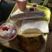 Photo taken at La Mejicana Tacos by J Z. on 3/16/2014