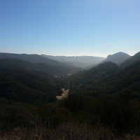 Photo taken at Kanan Road View Site (Upper) by Gil V. on 10/27/2013