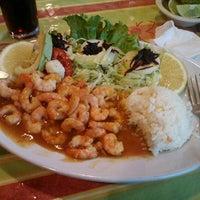 Photo taken at Mariscos Boca del Rio by Chucho C. on 11/18/2012
