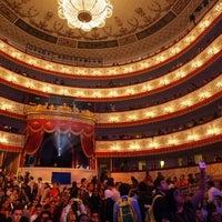 Снимок сделан в Александринский театр пользователем Satoru N. 7/11/2013