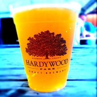 Photo taken at Hardywood Park Craft Brewery by D.L. H. on 7/24/2013