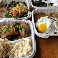 Photo taken at Kaka'ako Kitchen by Alan Y. on 5/1/2013