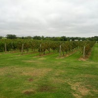 Photo taken at Canadian River Vineyard and Winery by Nick P. on 9/14/2012