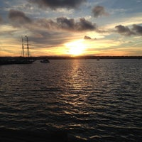 Photo taken at San Diego Harbor by Chris T. on 2/10/2014
