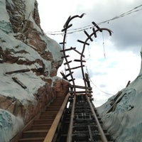Photo taken at Expedition Everest by Bryan L. on 1/15/2013