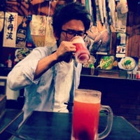 Photo taken at やきそば 歓喜 by Sawich M. on 5/17/2014