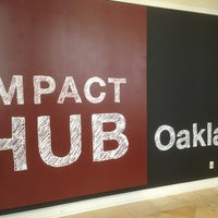 Photo taken at HUB Oakland POP UP by Nathaniel J. on 10/8/2013