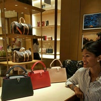 Photo taken at Louis Vuitton by Marlina S. on 2/8/2016