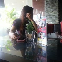 Photo taken at Black Canyon Coffee by Marlina S. on 3/6/2013