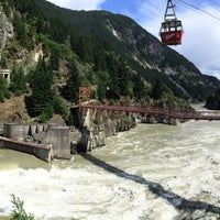 Photo taken at Hell's Gate Airtram by Iurii S. on 6/13/2015