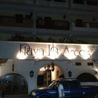 Photo taken at Hotel Playa Los Arcos by Xander B. on 11/4/2012