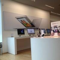 Photo taken at MacStore by Xander B. on 10/30/2012