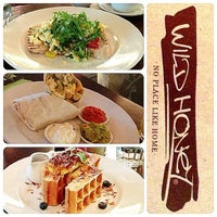 Photo taken at Wild Honey by Azzam A. on 3/21/2013