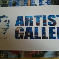 Photo taken at Artist Gallery by Nicole on 10/6/2012