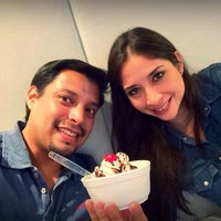 Photo taken at Sorbetto by Juan C. on 11/8/2014