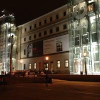 Photo taken at Museo Nacional Centro de Arte Reina Sofía (MNCARS) by nozo on 8/28/2013