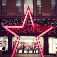 Photo taken at Macy's by nozo on 12/12/2012