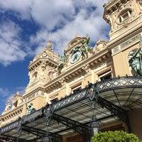 Photo taken at Casino de Monte-Carlo by nozo on 5/24/2013