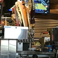 Photo taken at Smokey Bones Bar & Fire Grill by M!chelle 💫 S. on 1/16/2017