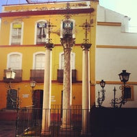 Photo taken at Calle Cruces by Column F. on 11/20/2012