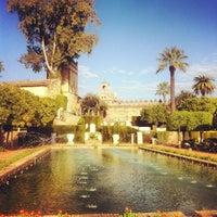 Foto tomada en Alcázar de los Reyes Cristianos por Column F. el 11/22/2012