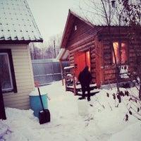 Photo taken at Коллективный сад #25 by Кирилл К. on 10/22/2014