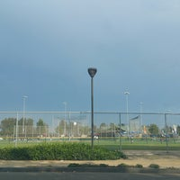 Photo taken at Fountain Valley Sports Complex by TS R. on 7/9/2017
