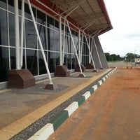 Photo taken at Benin Airport (BNI) by Bena S. on 4/20/2013