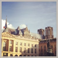 Photo taken at Place Royale by Nicolas G. on 6/29/2013