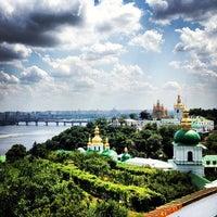 Photo taken at Kyiv Pechersk Lavra by Bozhkova on 7/13/2013