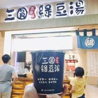Photo taken at 三圓古早味綠豆湯 by Hellobunny on 8/6/2016