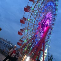 Photo taken at Kobe Blueport by Cha E. on 4/20/2015