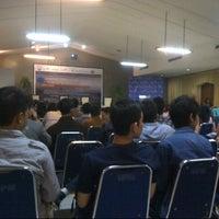 Photo taken at Universitas Paramadina by Aumita Kirana P. on 11/26/2012