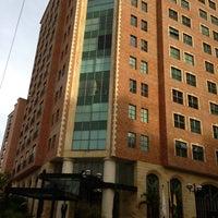Foto tomada en Hotel Dann Carlton Bucaramanga por Ricardo B. el 7/18/2013
