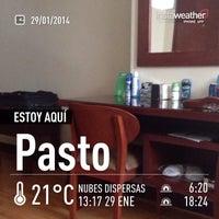 Foto tomada en Loft Hotel Pasto por Ricardo B. el 1/29/2014