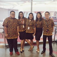 Photo taken at Tower 1 - Indonesia Stock Exchange by Muthiah M. on 11/18/2016
