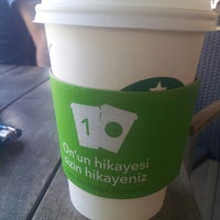 Photo taken at Starbucks by İbrahim Y. on 4/29/2013