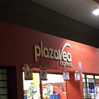 Photo taken at plazaVea Express by Milton Y. on 7/1/2016