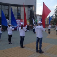 Photo taken at ДК Дубовской by Игорь Г. on 8/23/2013